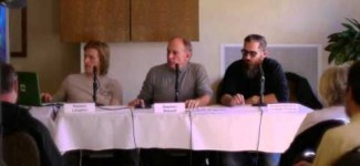 Citizen Hearing on Disclosure Press Conference at Sundance