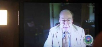 Dr. Edgar Mitchell Testimony (Citizens Hearing 2013)