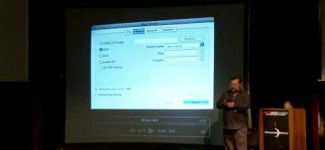 Secret Space Program Conference 2011 in Amsterdam – Ed Grimsley