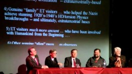 Secret Space Program Conference 2011 in Amsterdam – Panel Discussion