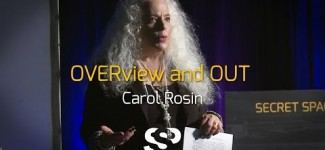 Secret Space Program Conference 2014 in San Mateo – Carol Rosin