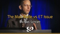Secret Space Program Conference 2014 in San Mateo – Michael Schratt