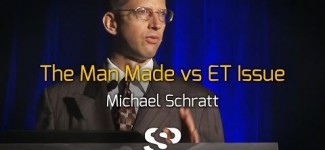Secret Space Program Conference 2014 in San Mateo – Michael Schratt