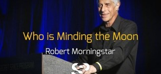Secret Space Program Conference 2014 in San Mateo – Robert Morningstar