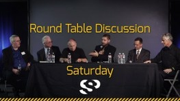 Secret Space Program Conference 2014 in San Mateo – Round Table Discussion