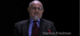 Stanton Friedman speaks about the importance of the Citizen Hearing