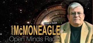 Joseph McMoneagle talks about remote viewing and UFOs (Open Minds Radio)