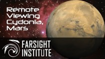 Courtney Brown: Remote Viewing Cydonia, Mars
