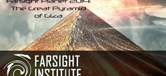 Courtney Brown: Great Pyramid of Giza (Farsight Planet 2014)