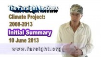 Courtney Brown: Farsight's Climate Project Summary