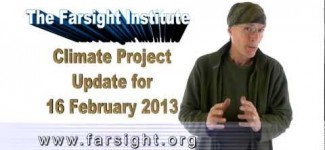 Courtney Brown: Farsight Climate Project Update 16 February 2013