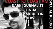 Coast to Coast AM with Linda Moulton Howe & Douglas Caddy – JFK MJ12 UFO & CIA (Dark Journalist)