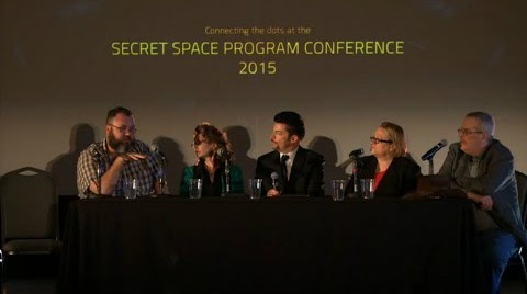Secret Space Program 2015 – Round Table Discussion Sunday